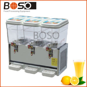3 Tank 36L Juice Dispenser in CE Standard pictures & photos