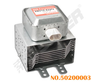 Magnetron for Microwave Oven 900W Microwave Oven Parts (50200003-Shengbao-6 Sheet 8 Hole-900W) pictures & photos