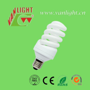 Full Spiral T2-23W E27 CFL Lamp Energy Saving pictures & photos
