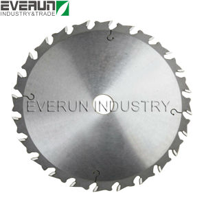 24T Forked Tail Teeth Circular Saw Wood Cutting Blade pictures & photos