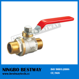 Male Brass Ball Valve Manufacturer (BW-B37) pictures & photos