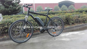 Mountain 26′ MID-Drive Hub Electric Bicycle