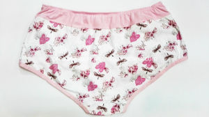 Allover Printed New Style Lady Brief pictures & photos