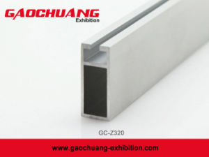 32mm Beam Extrusion for Aluminum Modular Exhibition Booth Stand (GC-Z320) pictures & photos