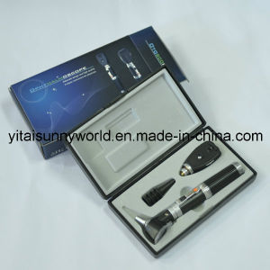 Otoscope and Ophthalmoscope Mix Set (SW-OT17) pictures & photos