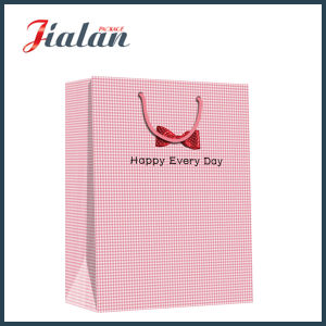Best Wishes & Happy Every Day Plain Shopping Gift Paper Bag pictures & photos
