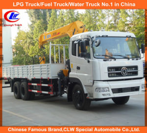 6*4 Dongfeng 8tons 12tons 16tons XCMG Timber Loading Crane pictures & photos
