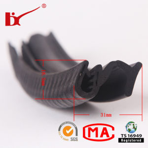 China Supplier Export Car Accessories Extruded Rubber Strips pictures & photos