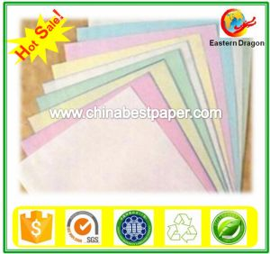(CB CF CFB) Carbonless NCR Paper pictures & photos