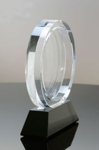Victor Circle Crystal Award pictures & photos