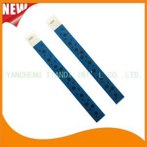 Entertainment Tyvek Customed Cheap Party VIP Paper Wristbands (E3000-1-25) pictures & photos