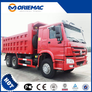 Ethiopia Dump Truck 336HP 6X4 Zz3257n3447A1 Sinotruk HOWO Dump Truck pictures & photos