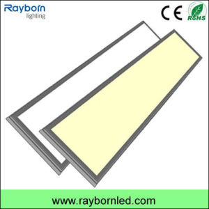 60W Spring Mounted AC85-265V 4X2 LED Panel Light 1200 X 300 Ceiling LED Panel Light pictures & photos