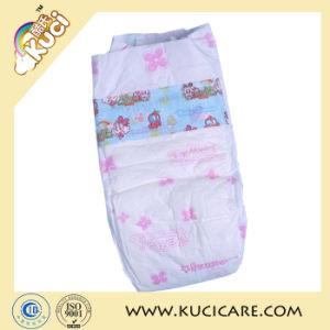 Custom OEM Breathable Printed Baby Diapers in Bales