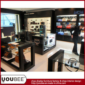 High End Shopfitting, Wooden Display Fixtures/Showcase/Rack for Store Interior pictures & photos