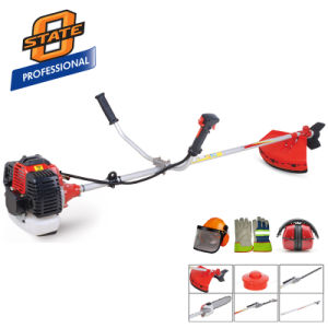 33cc Professional Gasoline Grass Cutter pictures & photos