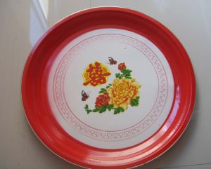 Hot Sale High Quality Enamel Plate pictures & photos