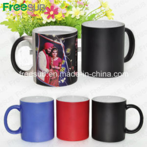 Freesub Sublimation Magic Mug (SKB05) pictures & photos