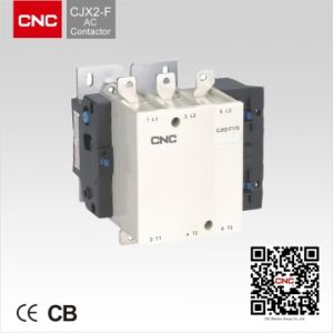 Cjx2 (LC1-F 3) AC Contactor Magnetic Contactor Brands Electric Contactor pictures & photos
