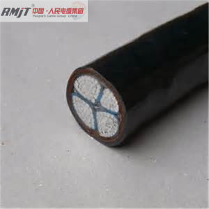 Low Voltage PVC Insulated Aluminum Power Cable Nayy pictures & photos