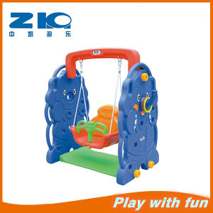 2015 Cheap Kids Kindergarten Plastic Swing Toys for Sale pictures & photos