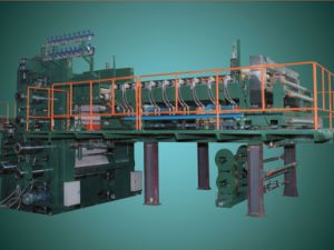 PVC Sheet Blister Packaging Production Line Calender Machine pictures & photos