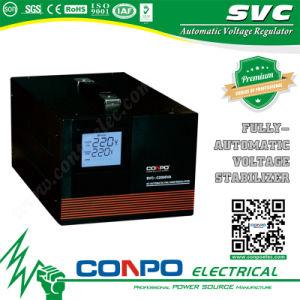 SVC-C Servo-Type Automatic Voltage Regulator/Stabilizer pictures & photos
