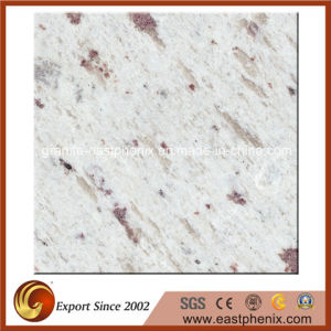 Polished White Galaxy Granite Bathroom Floor Tile pictures & photos
