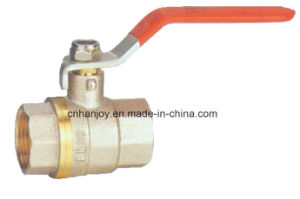 High Quality Brass Ball Valve (NV-1041) pictures & photos
