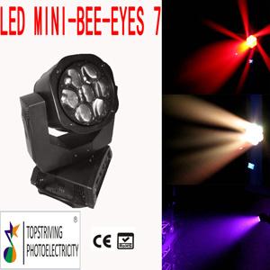 New! 7*High Mcd Ostar RGBW 4 in 1 15W LED