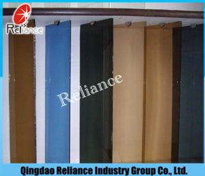 Tinted Glass/Reflective Glass/Clear Float Glass with ISO pictures & photos