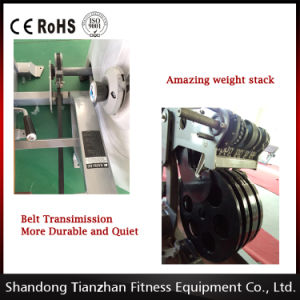 Free Weight Plate Loaded Machine / Tz-5056 Prone Leg Curl pictures & photos
