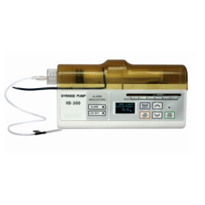 Ce Marked Portable Medical Syringe Pump (XB500) pictures & photos