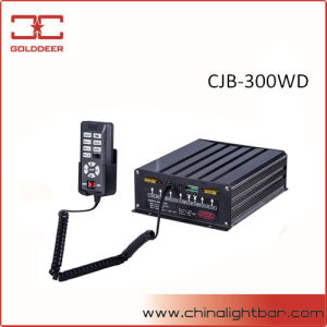 300W Electronic Siren Series for Police Car (CJB-300WD) pictures & photos