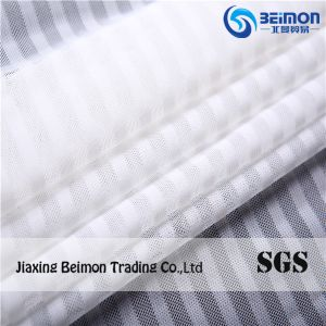 40d*140d Nylon Spandex Stretch Mesh Textile Fabric for Shapewear, Light Weight Dyed Fabric, Garment Fabric with Good Quality pictures & photos