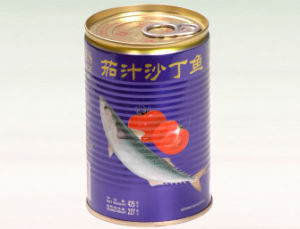 155g Canned Sardine with Best Price pictures & photos