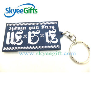 Custom Little Souvenirs PVC Material Mini Keychain pictures & photos