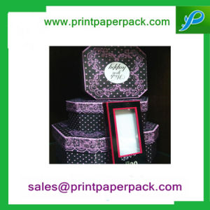 Custom Jewellery Boxes & Ring Box/ Earring Box with Magnetic Closure pictures & photos