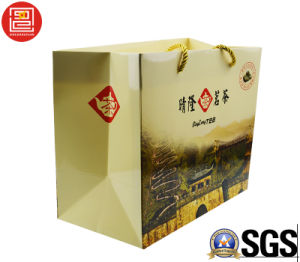 Printing Paper Bag/Carrier Bag, Fashion Paper/Plastic/PVC Shopping Bag with Logo Printed, Gift Carrier Bag pictures & photos