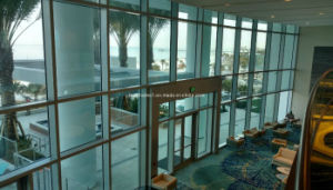 Construction Project Aluminium Hidden Frame Glass Curtain Wall pictures & photos