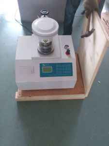 Zb-Npy Touch Screen High Quality Bursting Strength Tester pictures & photos