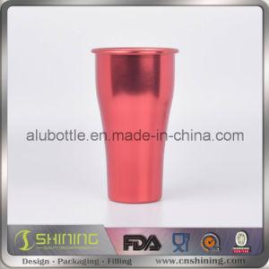 Colorful Retro Aluminum Cup