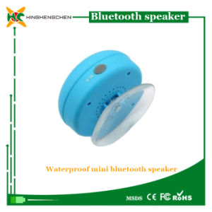 Wholesale with Suction Cups Waterproof Bluetooth Speaker pictures & photos
