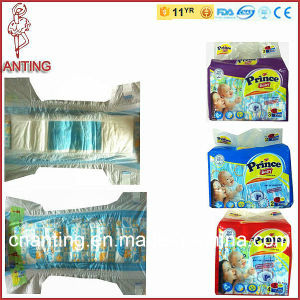 High Quality Breathable Baby Nappy, Comfortable Baby Diaper for Afghanistan Market pictures & photos