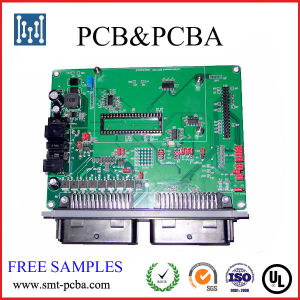 2 Layer OEM Electronic Assembly PCB pictures & photos