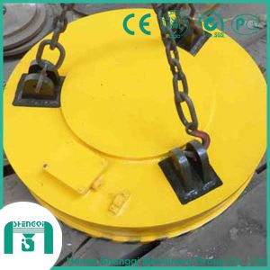 Round High Quality Lifting Metal Electromagnet pictures & photos