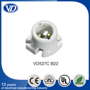 B22 LED Bulb Ceramic Lamp Holder Socket