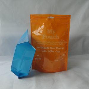Ms-Lp039 Customized Aluminum Foil Stand up Zip Lock Plastic Pouch Bag pictures & photos