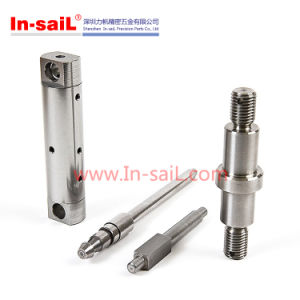 CNC Stainless Steel Shaft of Stepping Ejector pictures & photos