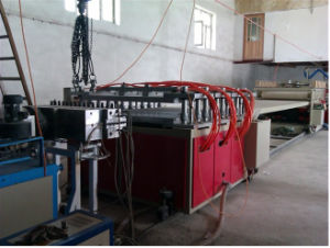 High Quality PVC Foam Board Making Machine pictures & photos